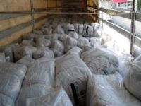 Van'da 6.5 ton kaçak çay ele geçirildi