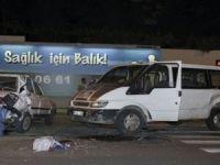 Başkentte zincirleme kaza! 4 yaralı
