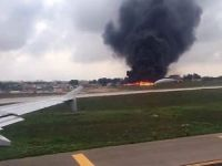 Malta'da düşen uçakta ölenlerin kimlikleri belli oldu