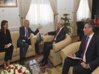 Kılıçdaroğlu Fransa Dışişleri Bakanı ile görüştü