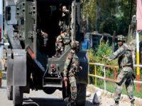Hindistan-Pakistan sınırında çatışma:2 ölü