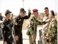 Irak askeri ile Peşmerge gerilimi