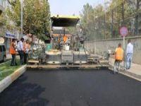 Batman Belediyesi'nden yol ve asfalt çalışmaları