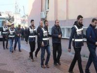 Bartın'da 7 polis FETÖ'den tutuklandı