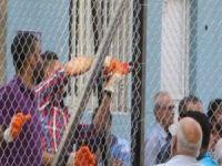 Nusaybin'de tel örgüler kaldırılıyor!