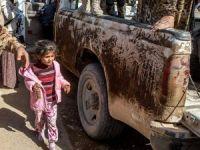 Musul'da 11.000 kişi yerinden oldu