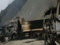PKK, Dörtyol'da taş ocağına saldırdı!