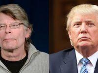'Korkunun babası', Trump'ın romanını yazacak
