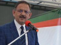 Bakan Özhaseki: Rant olmadan hayat olmaz