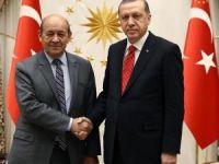 Fransa: IŞİD'le mücadelede Türkiye'yle hedeflerimiz kesişmeli