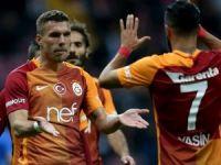 3. tur maçında Galatasaray 5 gollü galibiyet