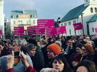 İzlandalı kadınlar neden o saatte iş bıraktı?