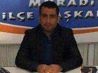 Van AK Parti Gençlik Kolları Başkanı'na saldırı