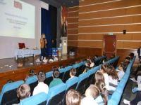 7 bin öğrenciye çevre ve geri dönüşüm eğitimi