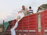 Şanlıurfa STK'larından Şırnak'ta mağdur ailelere yardım!