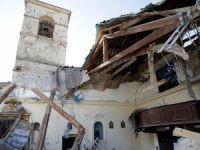 İtalya'da depremzedeler evlerine dönmek istemiyor