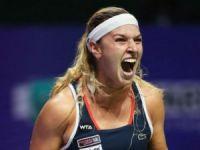 Tenis: Kerber ve Cibulkova yarı finalde