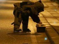 CHP Genel Merkezi yakınlarında şüpheli çanta patlatıldı!