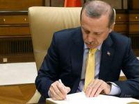 Erdoğan beklenen kanunu onayladı