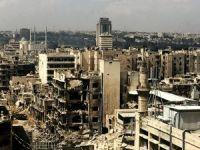 Halep'te ordu mevzilerine saldırdı: 5 ölü, 7 yaralı