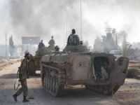 Halep'teki rejim kuşatmasını kırma operasyonu sürüyor