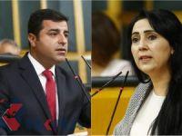 """Savcılıktan Demirtaş ve Yüksekdağ hakkında """"6-8 Ekim"""" kararı"""
