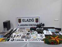 Elazığ'da PKK Operasyonu!