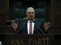 Başbakan Yıldırım'dan CHP'ye! Bre Ahmaklar!