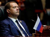 Medvedev'den İsrail'e terörle mücadelede koordinasyon önerisi
