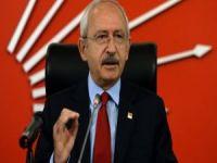 """Kılıçdaroğlu'dan Yıldırım'a """"geçmiş olsun"""" telefonu"""