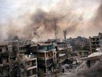 Halep'te bombalı saldırı çok sayıda ölü ve yaralı var