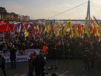 PKK yandaşları polise saldırdı, iki polis yaralandı