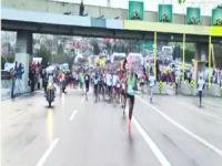 İstanbul Maratonu'nu Evans Kiplagat kazandı