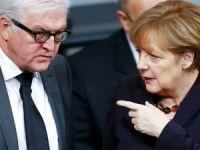 Merkel, Frank-Walter Steinmeier'inl cumhurbaşkanlığı için uygun bir isim olduğunu söyledi