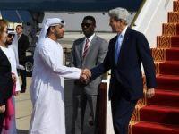 Kerry, BAE'den açıkladı: Yemen'de Arap koalisyonu ve Husiler anlaştı