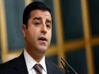 HDP'li Demirtaş'a AYM'den ret!