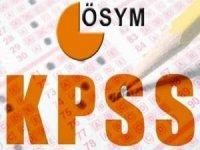 KPSS-2019/7 Tercih Kılavuzu yayımlandı