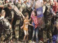 50 milyon çocuk mülteci