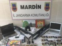 Mardin'de PKK operasyonu!