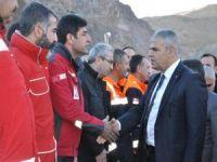 Başbakan Yardımcısı Veysi Kaynak Şirvan'da!