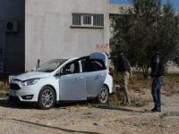 Mersin'de bombalı araç alarmı
