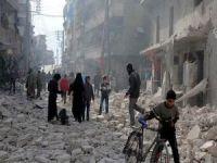 Halep'te durum vahim!