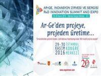 Arge ve İnovasyon Zirvesi İstanbul'da Açılıyor
