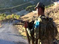 Tunceli'de 2 asker yaralandı
