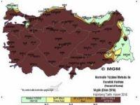 Korkutan harita: Yüzde 90'ı buldu