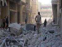 Halep'te sivillerin çıkışına izin verilmiyor