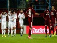 Trabzonspor evinde vurgun yedi!
