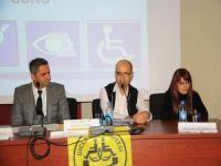 Dicle Üniversitesi'nde engelliler paneli