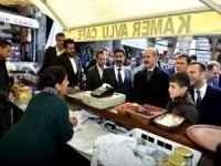 Bakan Soylu'nun Diyarbakır temasları