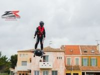 Uçan adam Zapata, Türkiye İnovasyon Haftası'nda olacak